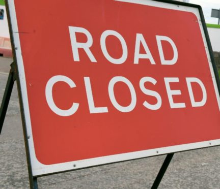 The stretch of B9157 will be closed for almost three months with diversions in place for motorists.