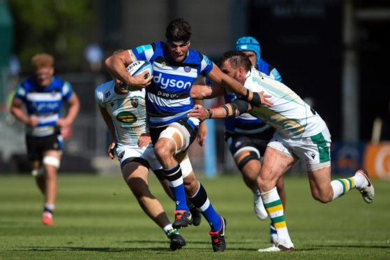Josh Bayliss has been a standout performer for Bath this season.