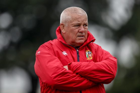Warren Gatland has picked for Scots to start and one for the bench against Japan at Murrayfield.