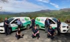New visitor rangers for Perthshire.