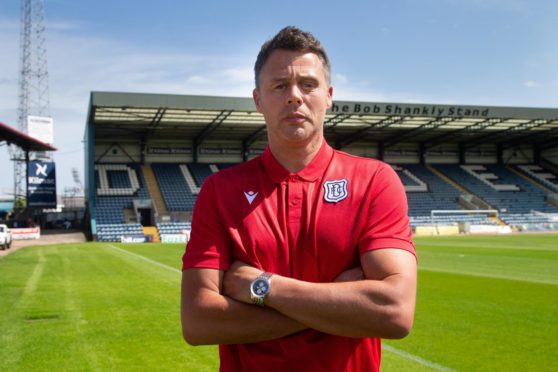 Alan Combe has joined up at Dundee