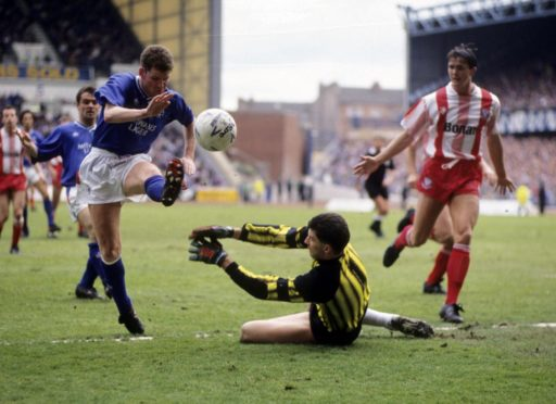 St Johnstone launched their golden era in the early 1990s with a Sunderland-style away kit