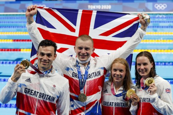 Olympics Kathleesn Dawson
