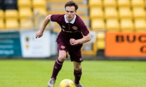 Chris Hamilton could give up on Hearts dream after joining Arbroath