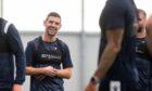 Graham Dorrans joined Dundee for training.