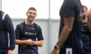 Graham Dorrans hailed as Dunfermline 'torch bearer' as Peter Grant 'keeps abreast' of transfer options