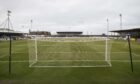 Arbroath faced Kelty Hearts in the Premier Sports League Cup
