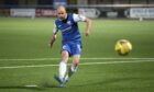 Montrose player-assistant Ross Campbell has launched a staunch defence of the Links Park turf