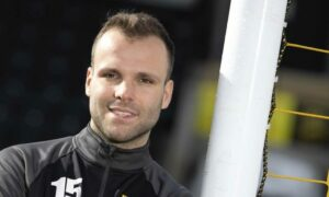 Matej Poplatnik out to prove a point at Raith Rovers as John McGlynn outlines Slovenian striker's qualities