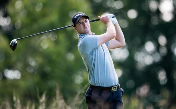 David Law opened with an excellent 67 at The Renaissance.