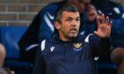 St Johnstone boss Callum Davidson has given Max Kucheriavyi a three-year deal