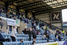 Dundee given green light to increase Dens Park capacity for St Mirren clash