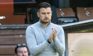 Dundee United boss Tam Courts pleased with 'resilience' in Arbroath win and gives Archie Meekison injury update