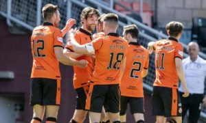 Dundee United 1-0 Arbroath: Charlie Mulgrew goal on second home debut earns United all three points