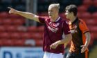 Harrison Clark believes his side's defeat to St Johnstone can be a springboard for success