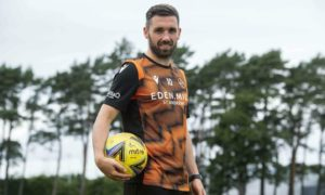 Nicky Clark draws inspiration from Pittodrie heroics as Tam Courts sweats over Jeando Fuchs and Flo Hoti for Aberdeen clash