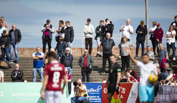 Arbroath crashed to an opening day defeat at home to Inverness after Shane Sutherland's strike