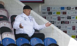 VIDEO: Arbroath boss Dick Campbell backs teenager Harrison Clark to learn from costly Caley mistake