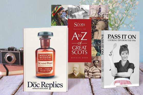 Take a trip down memory lane with our selection of Nostalgia Books.