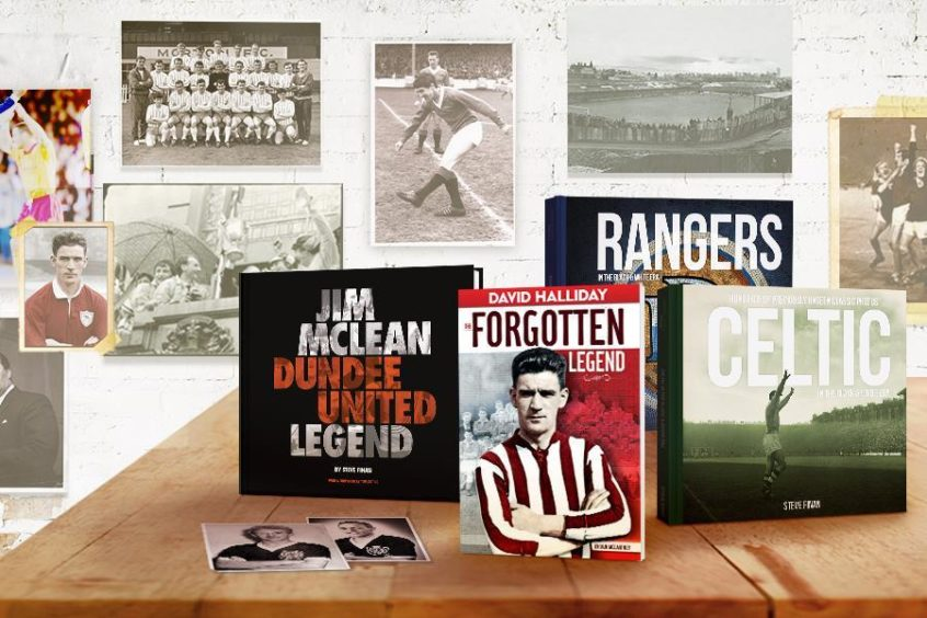 Explore different aspects of Scottish Football with our selection of titles.