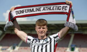 Dunfermline sign defender Rhys Breen from Rangers