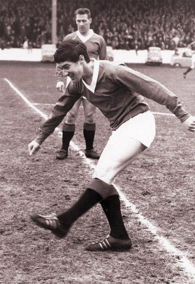 Jim Baxter, 1964.