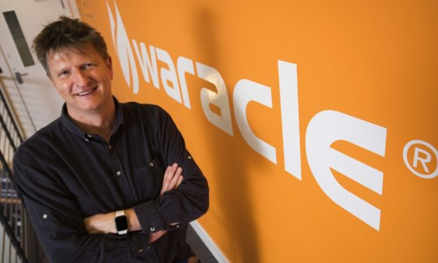 Chris Martin, chief executive of Waracle.