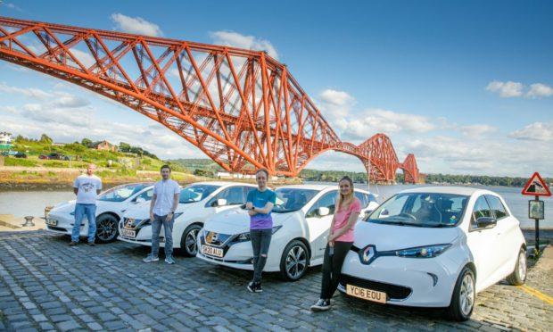 electric car fife