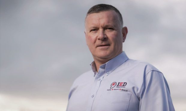 Founder and managing director of IED Training Solutions, Ian Clark