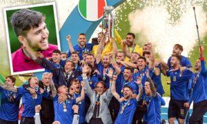 EXCLUSIVE: Raith Rovers star Dario Zanatta reveals family joy as Italy claim Euro 2020 title