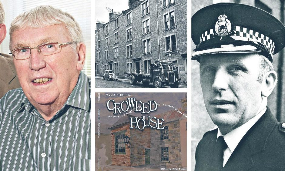 From Peddie Street to Police beat, the life of David Binnie.