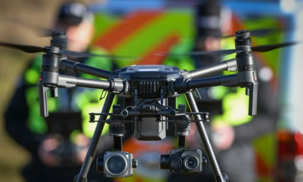 Drones will be deployed at the Kingsway Car Meet