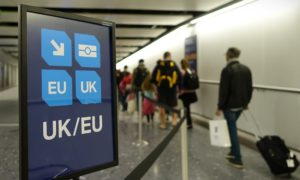 Fully-vaccinated travellers arriving from the US or EU will no longer have to quarantine on arrival to Scotland.