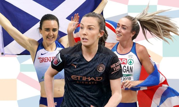Laura Muir, Caroline Weir and Eilish McColgan are all competing in the Tokyo 2020 Olympics