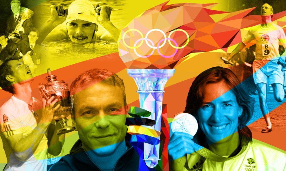 Who is Scotland's greatest Olympian?