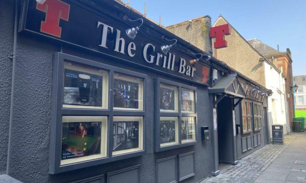 The Grill Bar, Perth