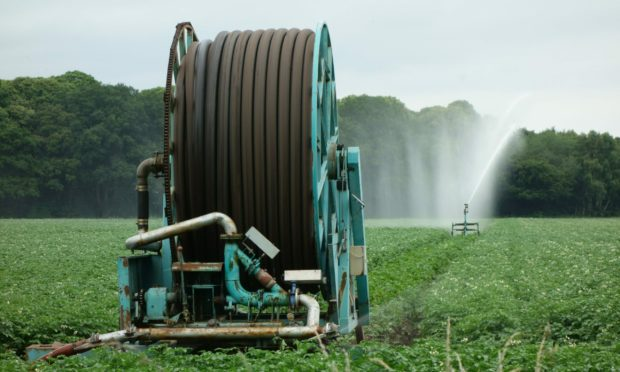 SEPA is urging growers to check their irrigation equipment is not leaking.