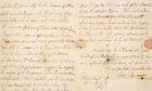 Edward Jenner letter, £7000 (Dominic Winter).