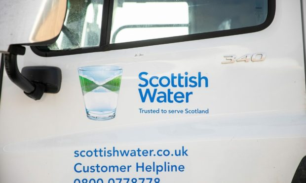 Scottish Water is urging people in East Neuk to reduce their water usage as demand increases by 40%.