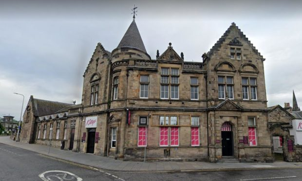 At its peak the club was one of Fife's premier nightspots.