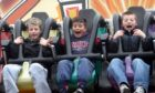 Generations of youngsters have enjoyed the thrilling rides at Kirkcaldy's Links Market.