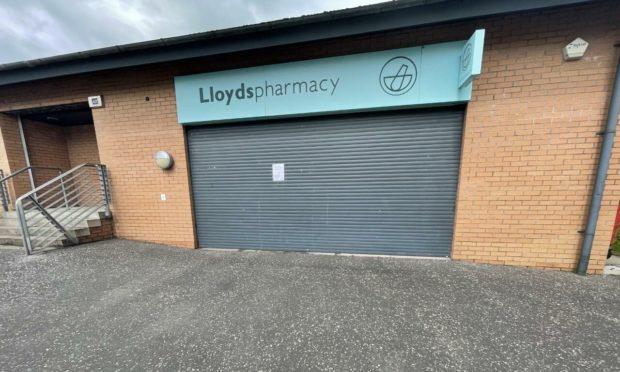 Lloyds Pharmacy in Leslie