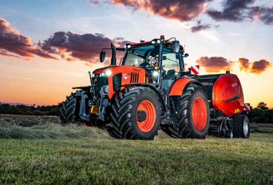 HRN Tractors took on the Kubota franchise in October last year.