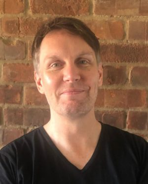 Alan Gardiner, new Brightsolid chief marketing officer