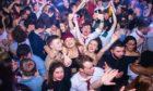 Pre-Covid club nights at Aura/Club Tropicana.