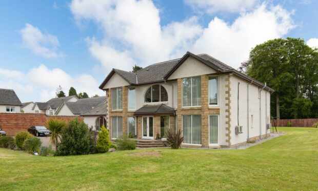 PROPERTY: Huge home with one acre plot and indoor swimming pool may be Monifieth's most expensive house