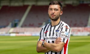 Dunfermline: Reece Cole reveals Joe Cardle 'legend' message as former QPR and Brentford midfielder welcomes 'all or nothing' challenge