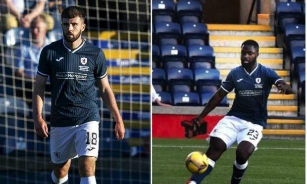 Rovers debutants