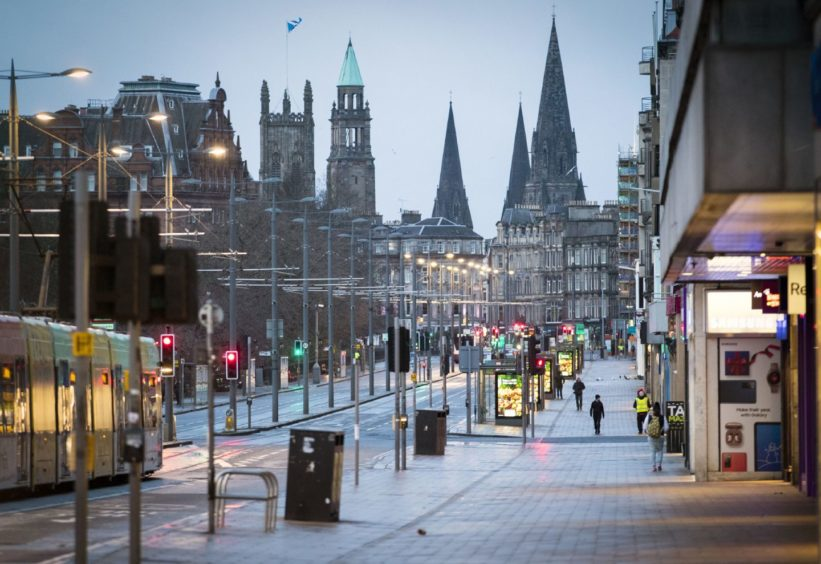 There have been calls for a tourist tax in Edinburgh