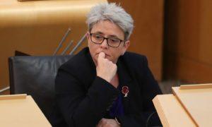 Conservative MSP Annie Wells